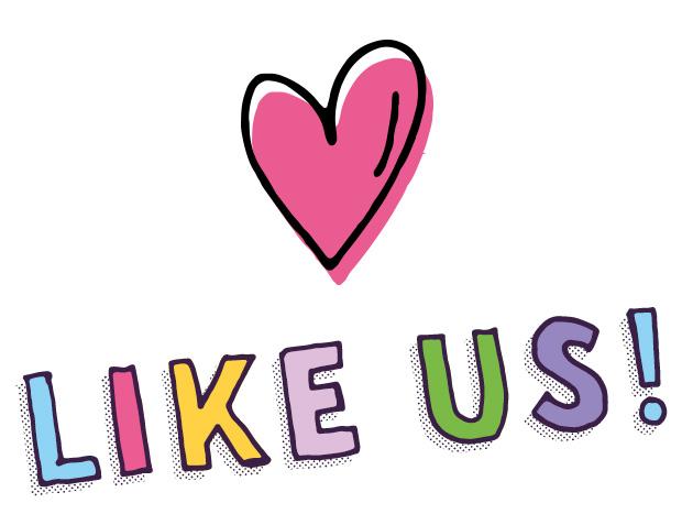 Besuchen Sie uns auf Facebook und Instagram