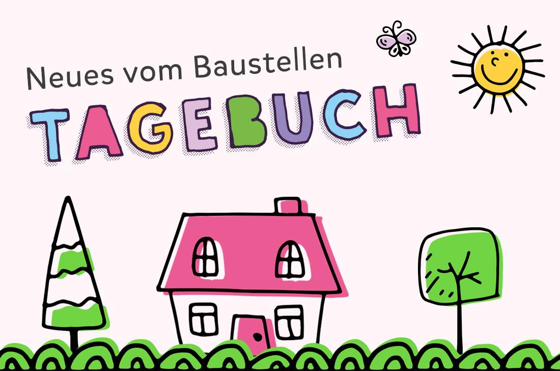 5Stars Kindertagespflege Tagesmutter Lübeck neues vom Baustellen Tagebuch