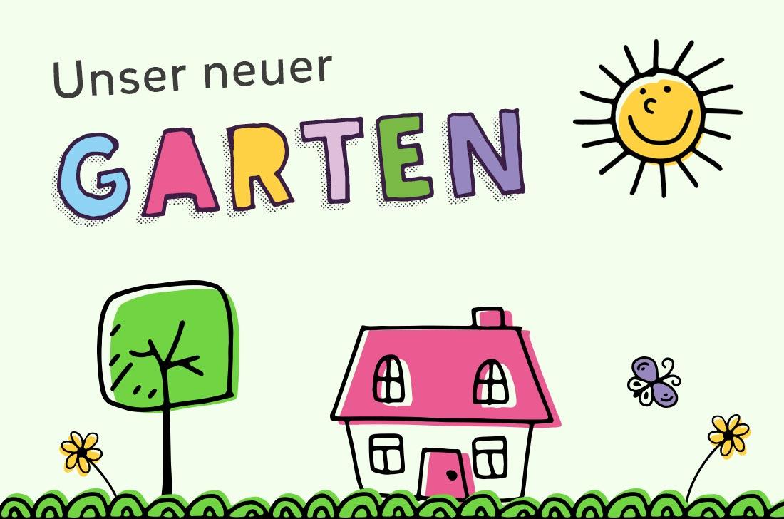 5Stars Kindertagespflege Tagesmutter Lübeck Unser neuer Garten