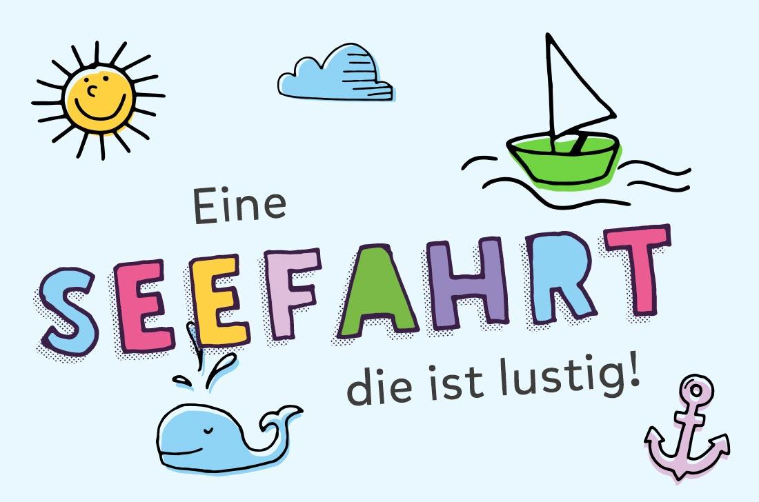 5Stars Kindertagespflege Tagesmutter Lübeck Eine Seefahrt die ist lustig!